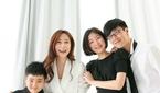 장가현, 20주년 기념 가족사진 공개 '붕어빵 비주얼'