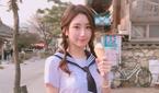 '마동석♥' 예정화, 교복 입고서 동안 미모 과시