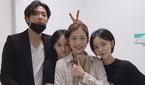 박진주, 김재욱·김보라·서예화와 함께한 일상 공개 '그녀..