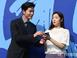 [포토]홍종현-김연아, '발표 누가 할까요?'