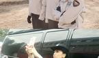 '청년경찰' 박하선, 박서준·강하늘과 함께한 비하인드 사..
