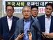 '삭발' 황교안 리더십 부각…'강한 야당' 존재감