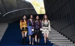 '2020 S/S 서울패션위크' 참석한 아이즈원