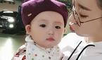 안소미, 붕어빵 딸과 함께한 일상 공개