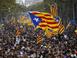 카탈루냐 시위로 몸살 앓는 바르셀로나, 치안 불안에 '경..
