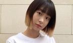 영화 '마녀' 김다미, 투톤컬러 돋보이는 근황 사진 '관..