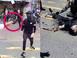 경찰 총에 맞은 희생자 속출, 홍콩 준전시 상황