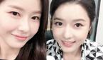 """'압구정백야' 박하나, 오지은과 닮은꼴 외모 화제…""""친자.."""