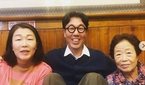 '철파엠' 김영철, 가족번개 인증 '애숙이 누나랑 엄마랑..