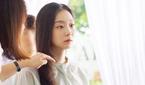 '마녀' 김다미, 긴 생머리 늘어뜨린 청순한 미모 근황