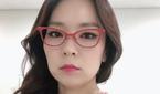 """곽정은, 빨간 뿔테 돋보이는 패션…""""이 안경 나랑 한몸"""""""