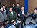 """권영진·이철우 """"신공항 이전 주민투표 결과 겸허히 받아달.."""