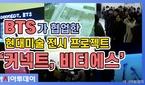 방탄소년단(BTS)이 협업한 현대미술 전시 프로젝트 '..