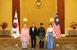 문재인 대통령, 말레이시아 국왕과 수교 60주년 축하서한..