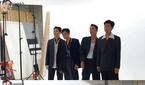 영탁, 임영웅·장민호·김희재와 모델 못지않은 포스 과시(..