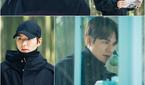 '더 킹-영원의 군주' 이민호, 전화박스 안에 갇힌 숨은..