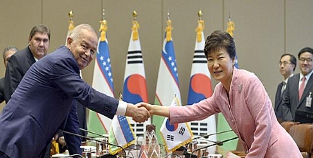 韓, 550억佛 우즈벡 인프라 사업 '청신호'
