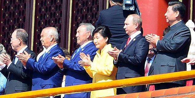 한국, 동북아시아 외교·안보 축 움직인다