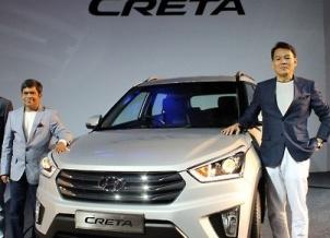 현대자동차 소형 SUV 크레타 인도서 '대박'