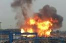 바스프 화학공장 폭발사고, '남의 집 불 구경' 안된다