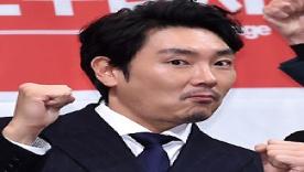 조진웅 '새침하게 파이팅!'