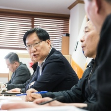 홍순만 코레일 사장, 휴일 긴급 철도 안전점검