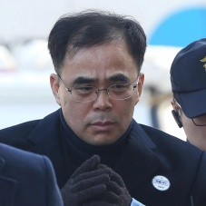 탄핵심판 증인 출석한 김종 전 차관