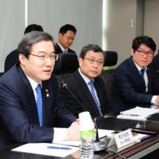 '주영섭 중기청장, 전남지역 수출기업 힘내세요'