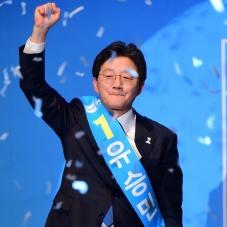 유승민, 바른정당 대통령후보 선출