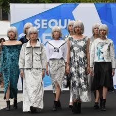 '서울 365-패션' 명동에 나타난 미래패션