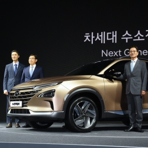 현대자동차, '차세대 수소전기차' 발표