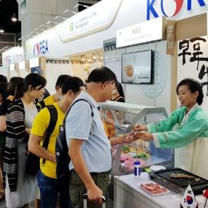 한우 시식회, 홍콩인들이 반한 한우의 맛!