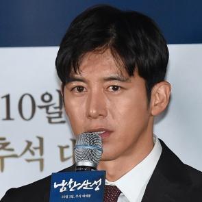 남한산성, 소감 밝히는 고수