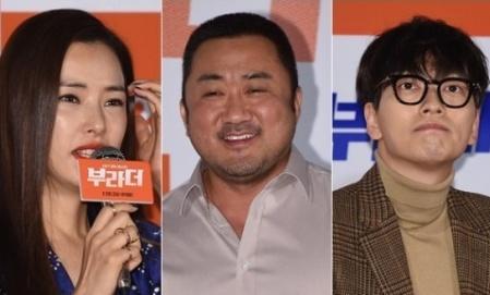영화 '부라더', 코믹 포텐 터졌다…웃음과 감동까지