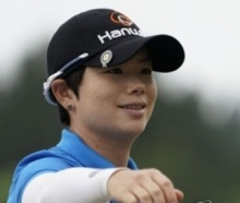 지은희, LPGA 타이완 챔피언십 우승…8년만에 정상