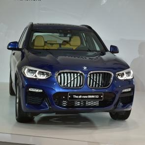 BMW, '뉴 X3' 출시…3세대 완전변경 모델
