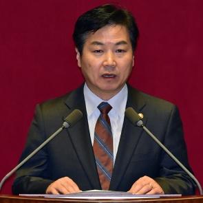 홍종학 장관, 신임 국무위원 인사말