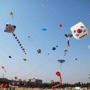 제3회 인도국제연축제 및 연날리기대회