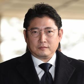효성그룹 조현준 회장 피의자신분 검찰 출석