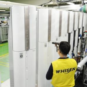 LG전자, 인공지능 에어컨 '씽큐' 생산 본격화