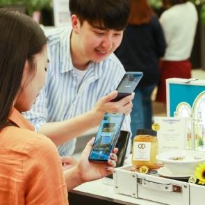 삼성, '갤럭시S9·S9플러스' 갤럭시 스튜디오 오픈