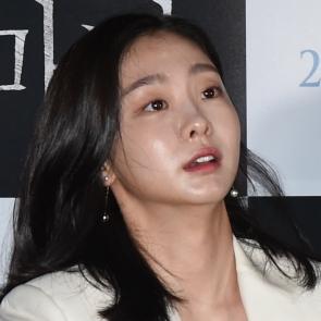 마녀, 김다미 '첫 언론시사회'