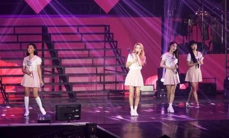 마마무, 단독 콘서트 성황리 마무리…열정+열기 가득