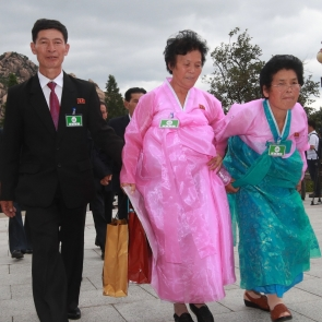 남북 이산가족, 오늘은 개별 상봉