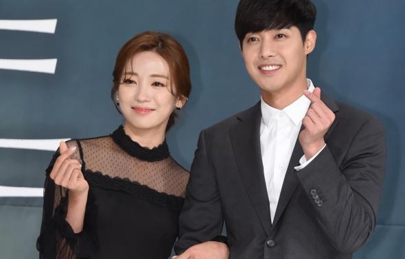 안지현-김현중, 러블리 커플