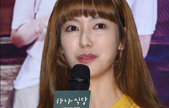 나혜미, 떨리는 스크린 데뷔