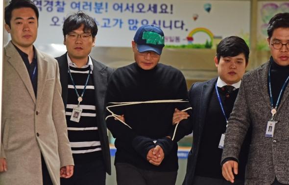 양진호, 검찰 송치