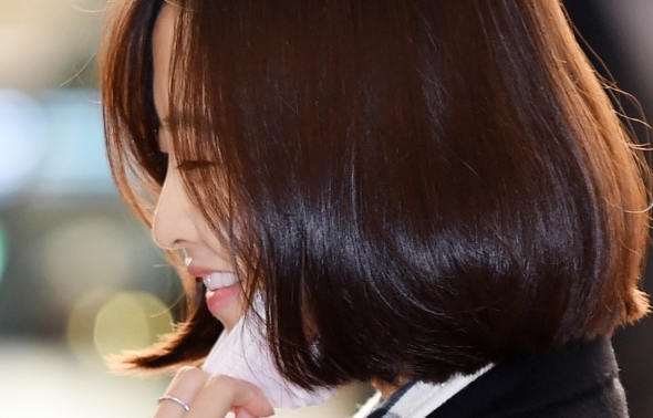박보영, 수식어 필요없는 아름다움