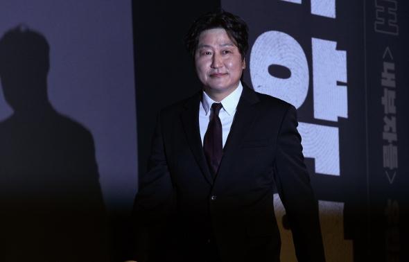 배우 송강호, '마약왕으로 변신'