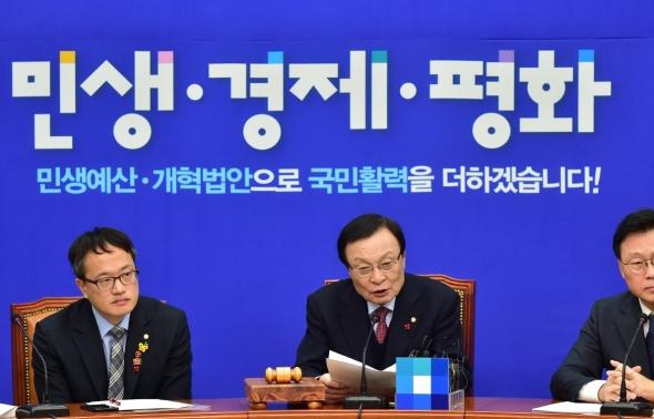 이해찬 '임시국회 열어 유치원3법 통과 노력'